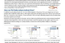 Fish and Human Nutrition