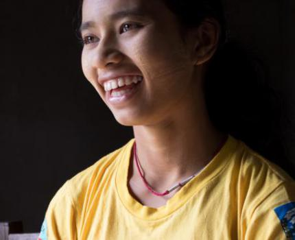 Story of a Girl from Myanmar