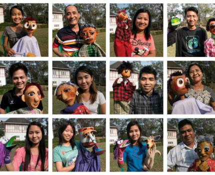Puppets for Education